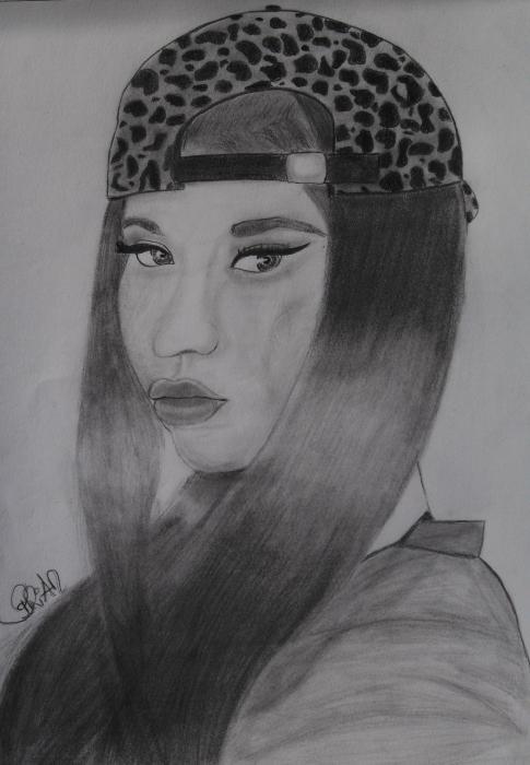 Nicki Minaj par Brian4